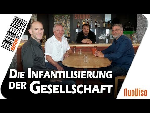 Die Infantilisierung der Gesellschaft - BarCode mit Andreas Winter, Frank-R. Halt, G. Wittneben