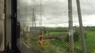JR五能線 代行バス 藤崎→弘前 2021.05.17