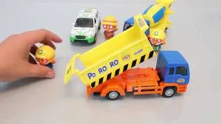 Camión juguete transportador de coches