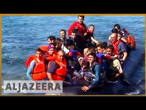 Refugee boat sinkings rise in Mediterranean Sea