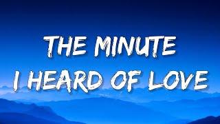 Jason Mraz - The Minute I Heard of Love (Lyrics)