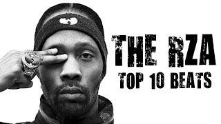 The RZA - Top 10 Beats