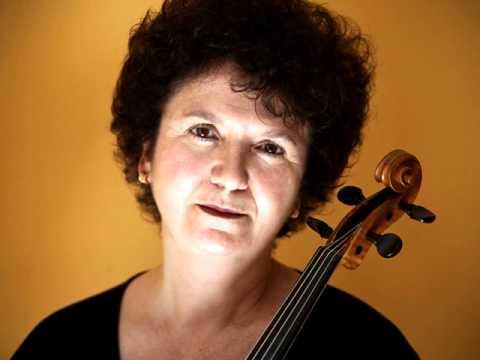 Françoise Gnéri, Alto | Schumann, Sonate opus 105 n°1 en la min 2ème mvt
