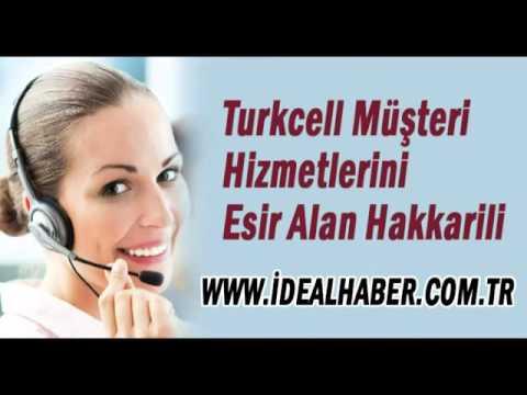 Turkcell Müşteri Hizmetlerini Esir Alan Hakkariili (Komik)