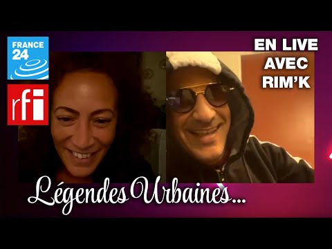 Youtube: Rim'k part en Live ;-)!!!