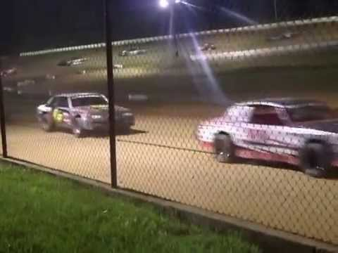 West Siloam Speedway PSRA July 4, 2014 Part 3