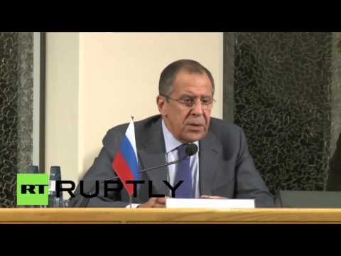 Finland: Russia provides military assistance to sovereign govts only - Lavrov