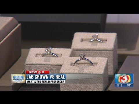 Man-made Diamonds Vs. Real Diamonds