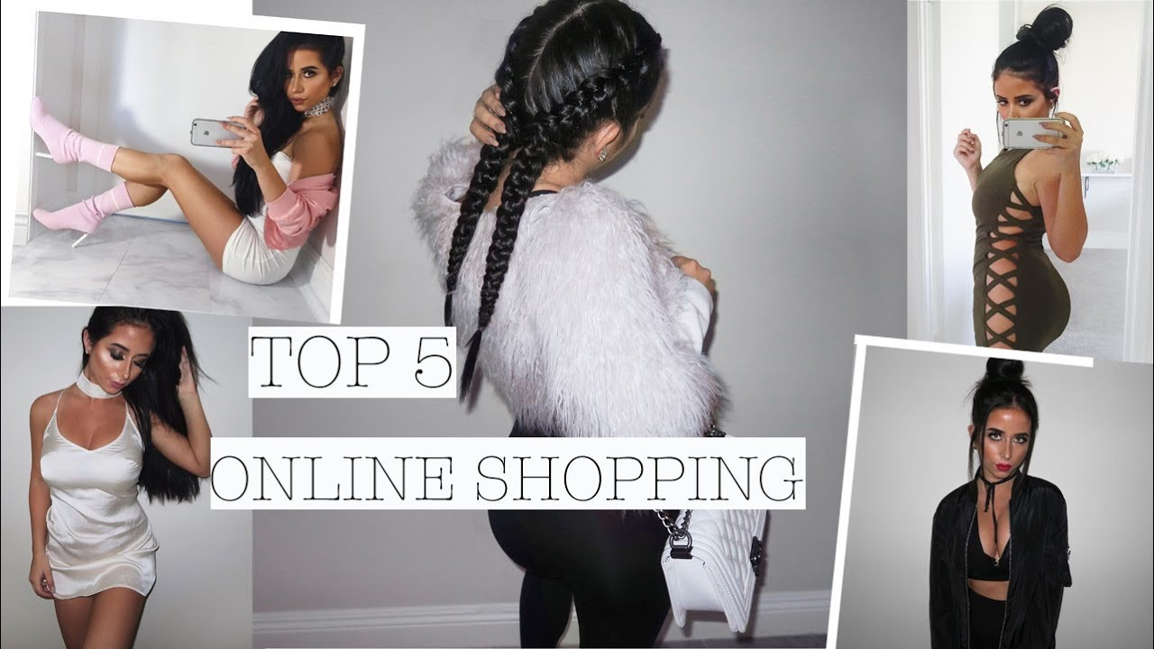 Top 5 places to shop online youtube for Great places to shop online