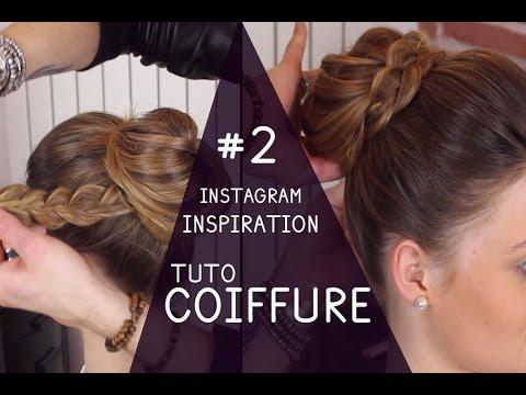 Tuto coiffure Inspiration Instagram 2