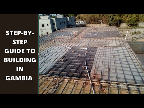 Step-By-Step Guide to Building in Gambia