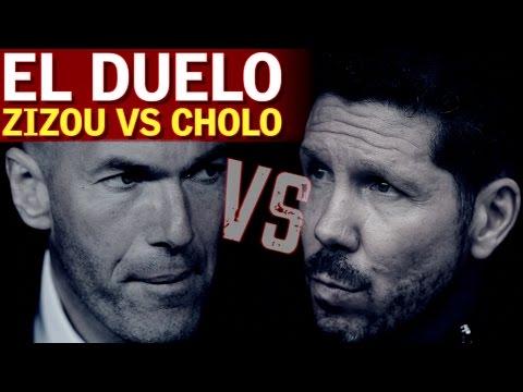 Tranquilidad vs nervio: Zidane vs Simeone. Las diferencias | Diario AS