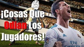 10 Cosas de FIFA 18 que odian los jugadores