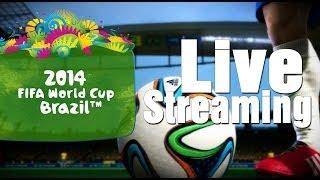 Mondiali Brasile diretta streaming Italia hd