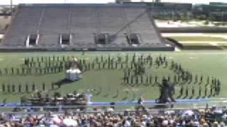 azle high school marching band mgp color of victory 2008