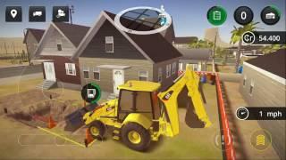 Construction Simulator 2 Mission #1 HD