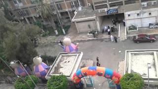 فضيحه - دى جيه داخل مستشفى بورفؤاد ولا حياء من آلام المرضى