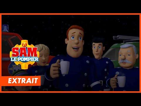 Sam le pompier sp cial no l sur piwi extrait une - Sam le pompier noel ...