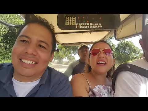 Paseo A Nagarote Leon Nicaragua Julio 2019
