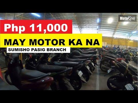 Murang Motor | Sumisho Pasig Warehouse