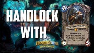 Handlock With Greymane - The Witchwood
