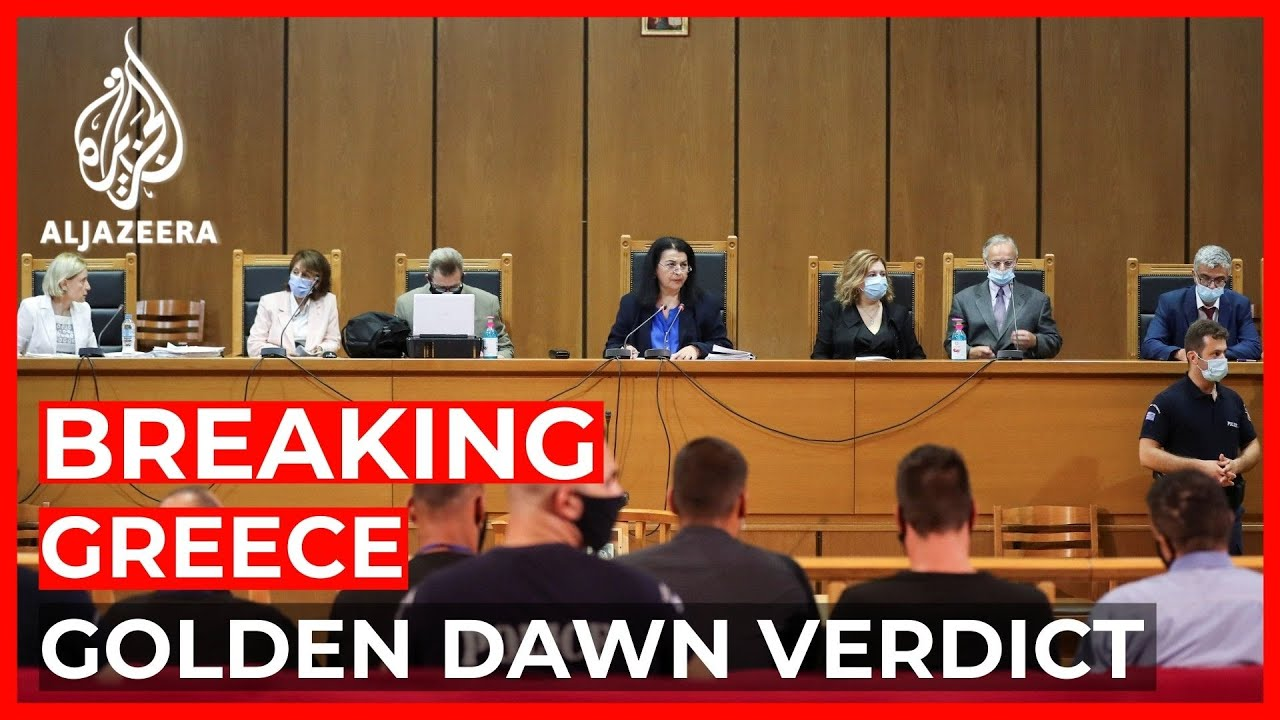 Download Greece: Golden Dawn found guilty of running criminal organization