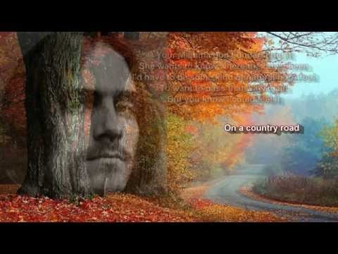 Country Road - James Taylor - Lyrics / HD
