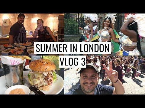 Best Summer Ever In London - Vlog 3