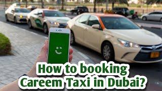 How to booking Careem Taxi in Dubai? screenshot 5