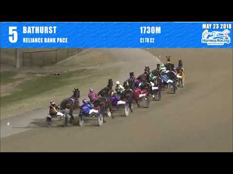 BATHURST - 23/05/2018 - Race 5 - RELIANCE BANK PACE