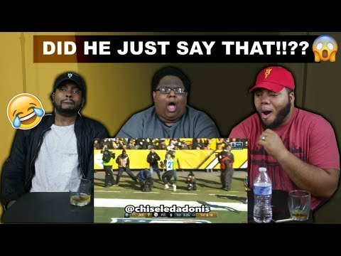 NFL Divisional Round Playoffs Game Highlight (Jags vs Steelers)(Saints vs Vikings) - REACTION