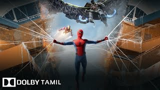 Spider-Man: Homecoming (2017)   Ship Scene Tamil Dubbed   DOLBY Tamil