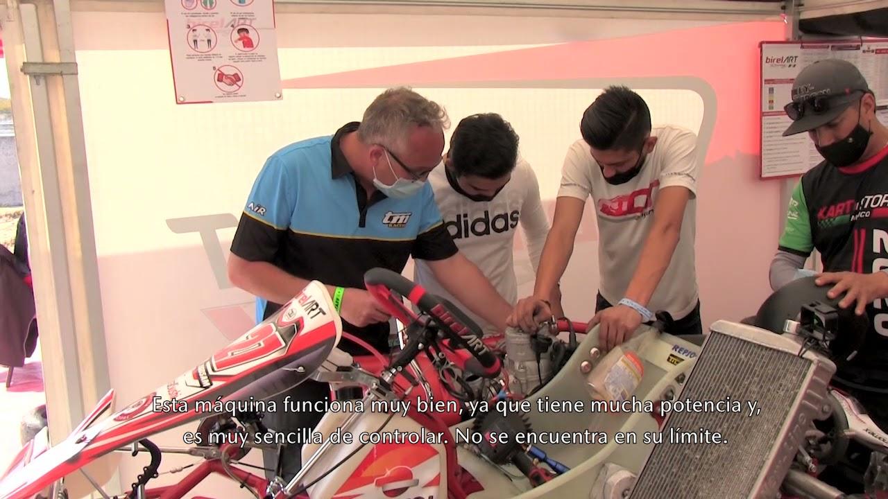Entrevista Gianluca Beggio Fecha 2 Fórmula Karts 2021