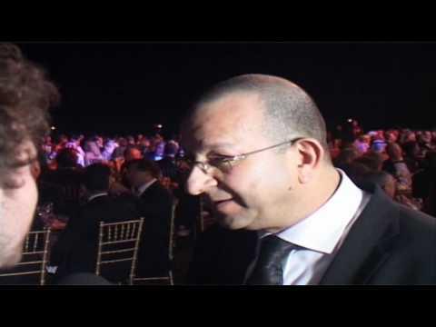 Mounir Amer, General Manager, Sheraton Kuwait Hotel & Towers - Kuwait's Leading Hotel 2012