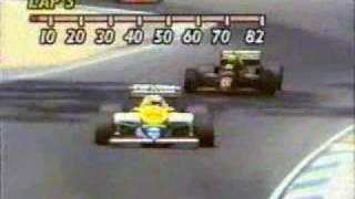 Fórmula 1 GP da Austrália 1985 1/12