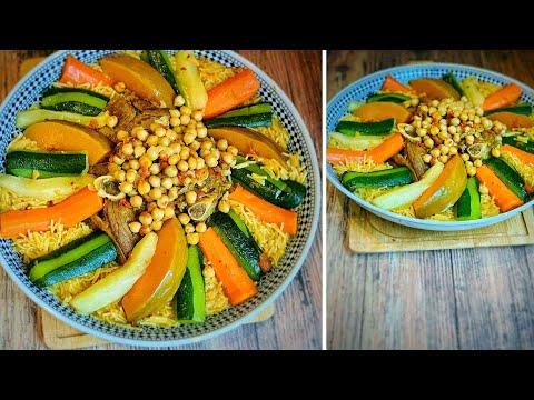 vermicelles-à-la-viande-et-légumes-à-la-marocaine-(plat-équilibré,-économique,-savoureux)