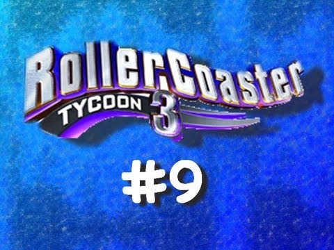 Roller Coaster Tycoon 3 - Part 9 - The Ultimate Roller Coaster