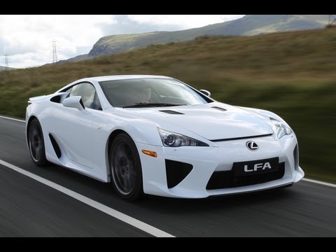 Top Gear 2014 - Jeremy Clarkson Lexus LFA Review