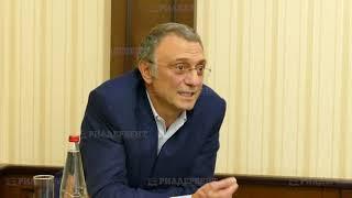 Выступление Сулеймана Керимова в Дербенте