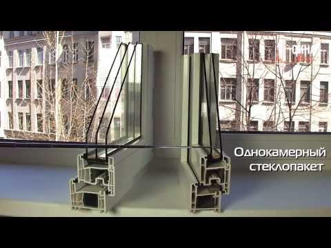 Выбор стеклопакетов для окна