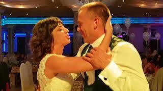 Армяно Русская свадьба. Красивый танец жениха и невесты-гитара мается