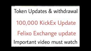 Token updates | 60,000 KickEx Exchange update | FileXo Exchange Airdrop | Free Airdrop