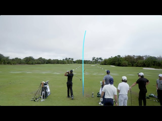 Tiger, DJ, Rory & Team TaylorMade Hit SIM2 Fairway for the FIRST Time | TaylorMade Golf
