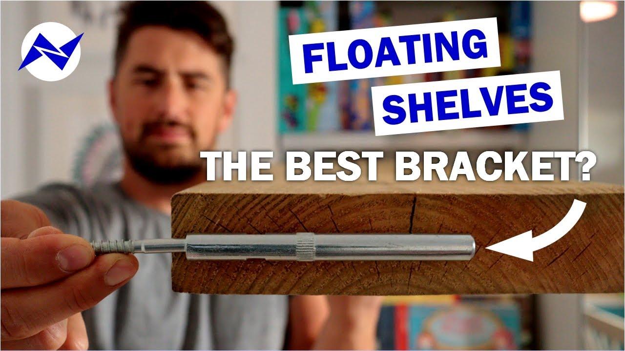Download Easy DIY Floating Shelves | The Best Floating Shelf Bracket?