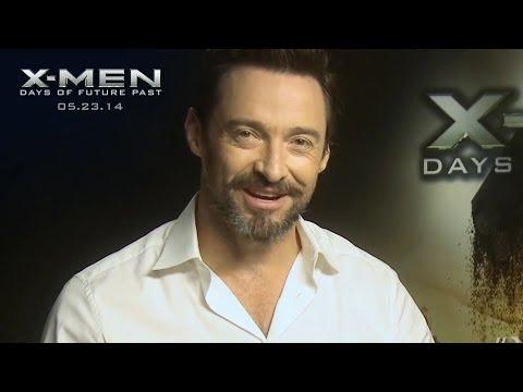 X-Men: Days of Future Past   X-Men X-Perience: Hugh Jackman