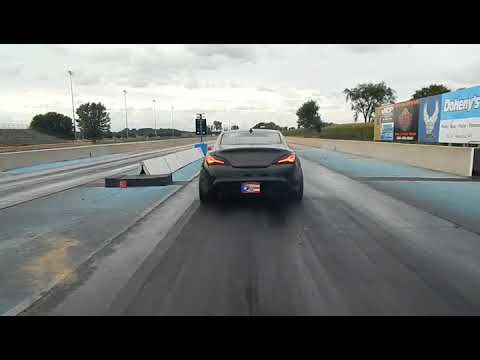 2013 Hyundai Genesis Coupe 3 8 11 1 Quarter Mile Youtube