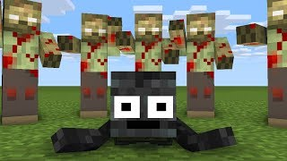 Monster School : FUNNY ZOMBIE APOCALYPSE Challenge - Minecraft Animation