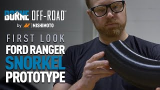 homepage tile video photo for 2019+ Ford Ranger Snorkel First Look