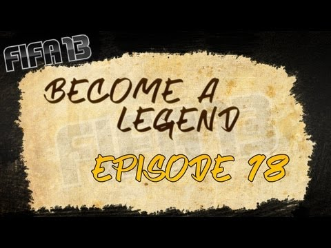 FIFA 13 Career Mode - Become A Legend - Episode 18 - Wearing Trainers