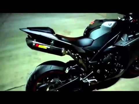Yamaha r1 big bang sound test top speed run youtube for Yamaha r1 top speed